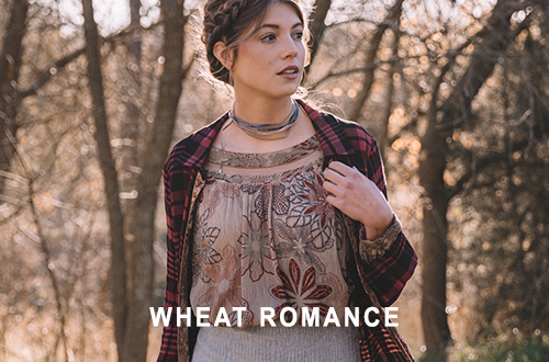 Shop Gimmicks Wheat Romance Collection