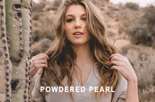 Gimmicks Powdered Pearl collection.