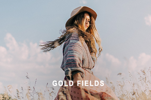 Shop Gold Fields
