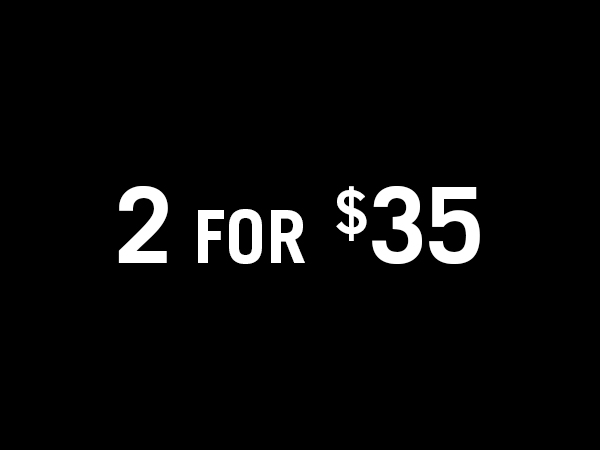 2 for $35