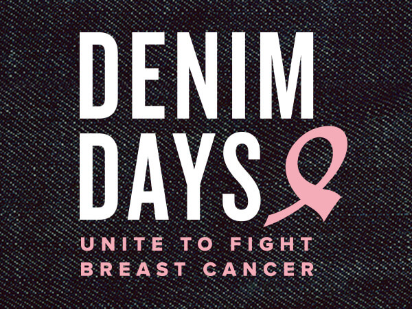 Denim Days - Unite To Fight Breast Cancer