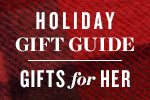 Buckle Holiday Gift Guide for Her