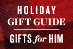 Buckle Holiday Gift Guide for Him