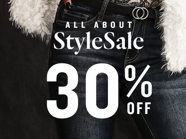 All About Style Sale