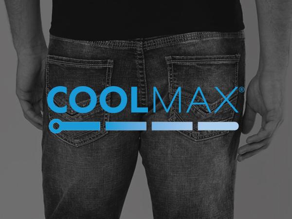 COOLMAX Fabric Informational Pop-Up