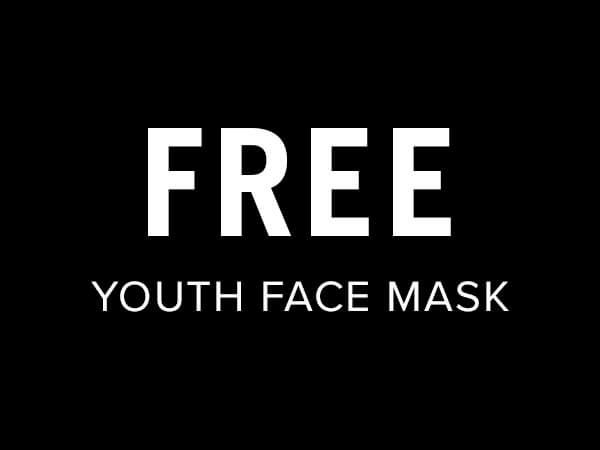 Free Youth Face Mask