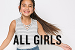 Shop All Girl's Clothing