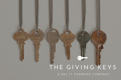 Shop The Giving Keys