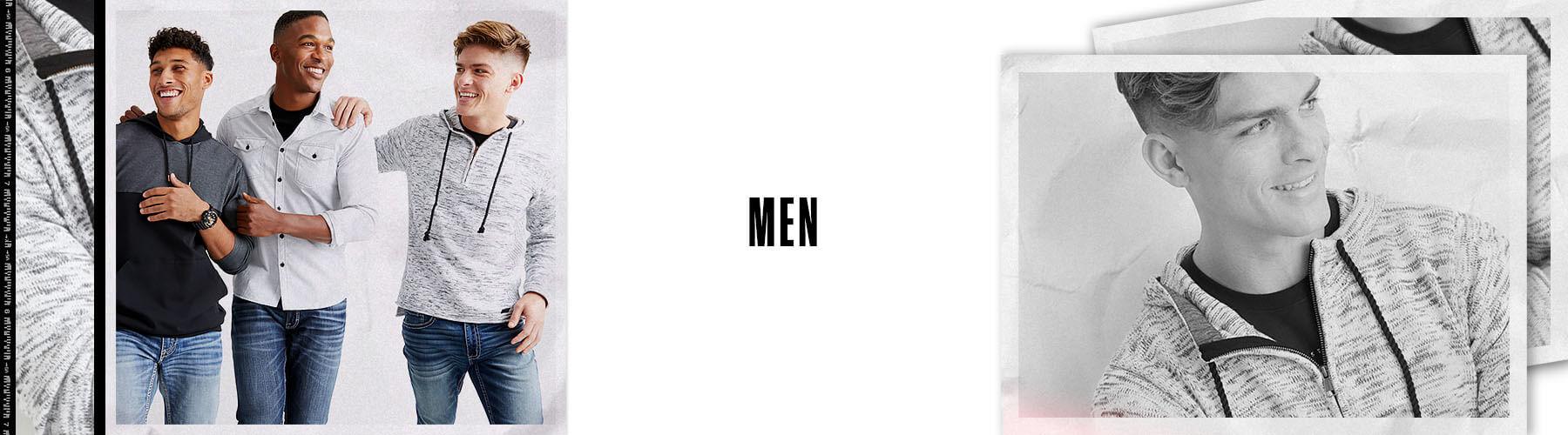 All Men's Clothing