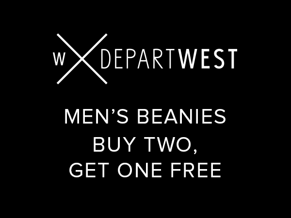 Departwest Men's Beanies - Buy Two, Get One Free