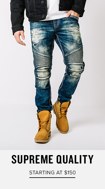 Supreme Quality - Starting at $150 - Shop Men's Denim