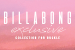 Billabong Exclusive Collection for Buckle