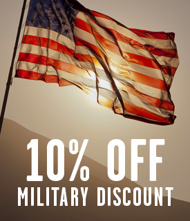 Military Discount at Buckle