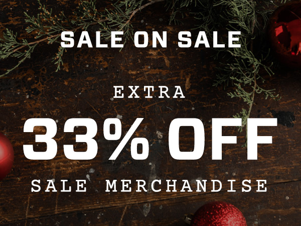 Extra 33% Off Select Sale