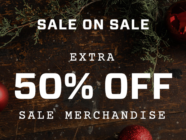 Extra 50% Off Select Sale
