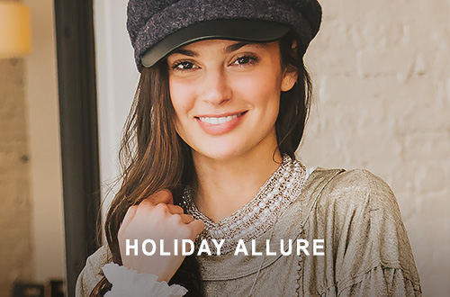 Shop Gimmicks Holiday Allure Collection