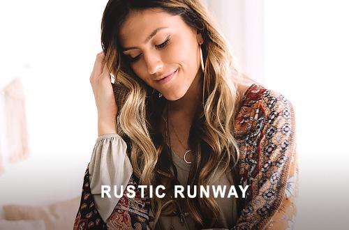 Rustic Runway