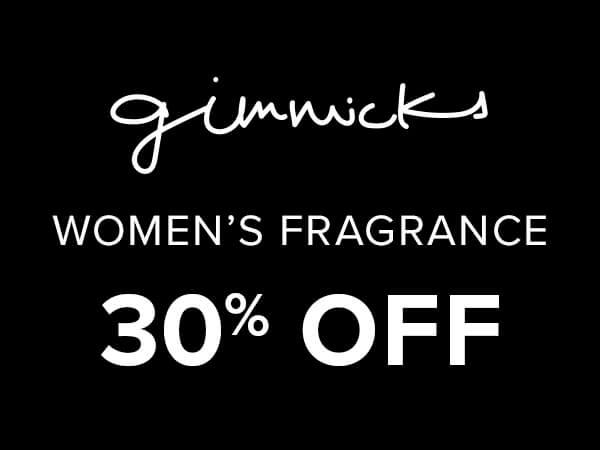 Women's Gimmicks Fragrance - 30% Off