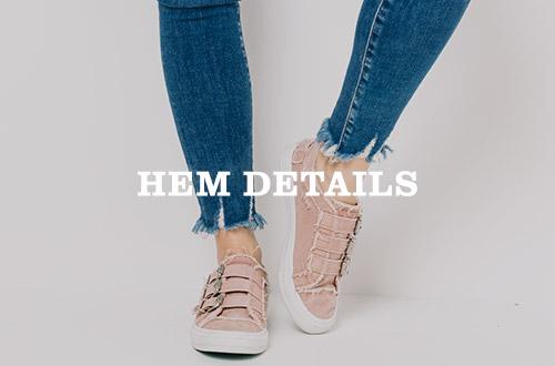 Shop Women's Hem Details