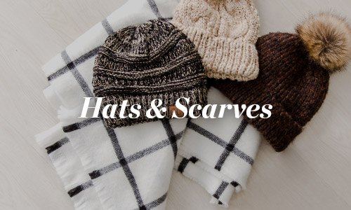 Shop Women's Hats and Scarves